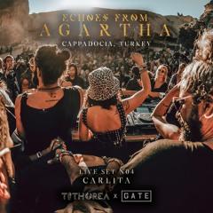 Carlita - Echoes From Agartha - Cappadocia, Turkey