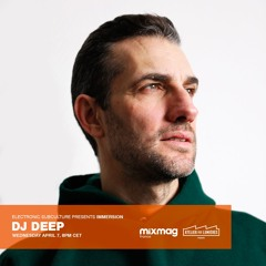 Dj Deep Mixmag France 07042021