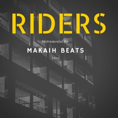 Riders (Kanye / Tyga) Rap Instrumental