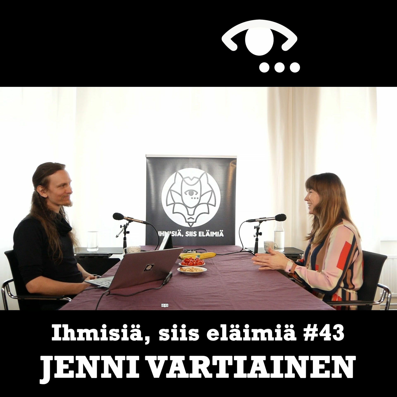 #43: Jenni Vartiainen. Lasten tiedekasvatus. Lapset ja algoritminen ajattelu.