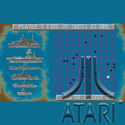 Battleships [Atari MegaSTE Mix]