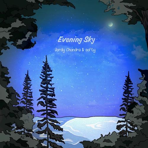 Evening Sky w/ softy