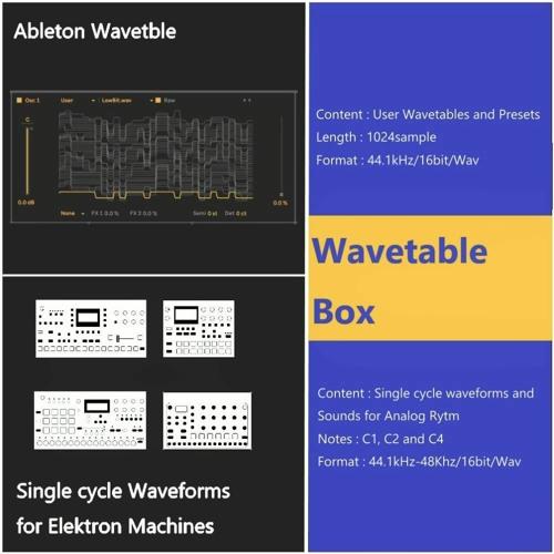 Cycle Chord FM[WavetableBox]