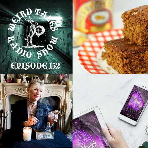 Weird Tales Radio Show #152 Patti Negri, the Hollywood Psychic