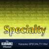 The More I See You (Karaoke Version)