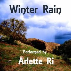 Winter Rain performed by Arlette Ri