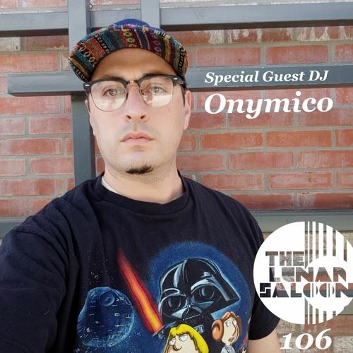 The Lunar Saloon - KLBP - Episode 106 - Guest DJ Onymico