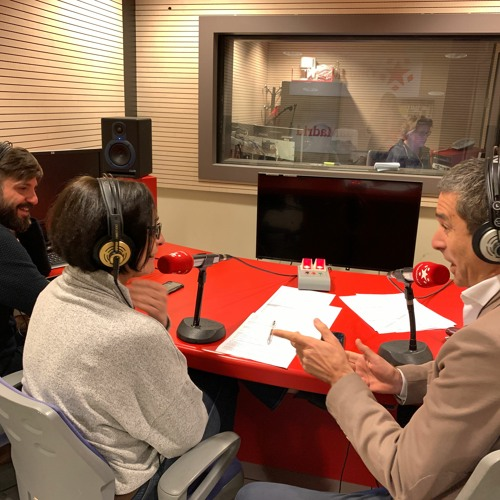 Entrevista Daniel Camiroaga 'Dos hasta las Dos' Onda Madrid