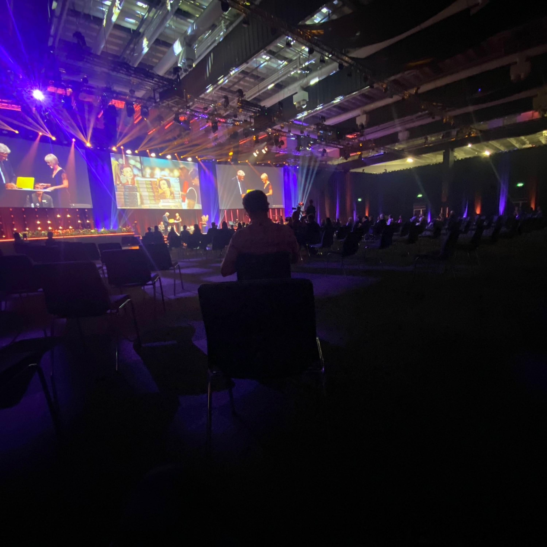 Livepodd från Bokmässan i Göteborg