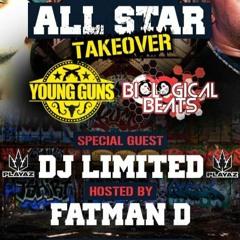 Limited & Fatman D - Rough Tempo 10th Feb 2020