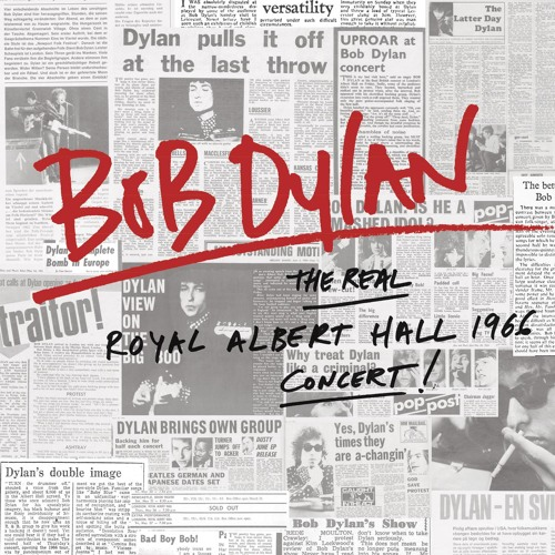 Like a Rolling Stone (Live at Royal Albert Hall, London, UK -  May 26, 1966)