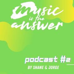 MITA Podcast #2 // Shane & Jorge