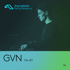 The Anjunabeats Rising Residency with GVN #3