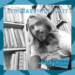 Bern Bass Podcast 77 - Ryck '93-'94 Vinyl Mix (SWISS NATIONAL DAY SPECIAL 2021)