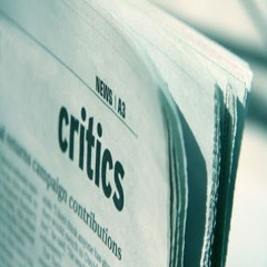 ITEM #57 KNEE DEEP IN CRITICS