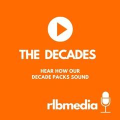 RLB Media - Decades Pack 2021 Demo