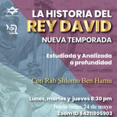 LA HISTORIA DEL REY DAVID 12- LOS 6 HIJOS DE DAVID