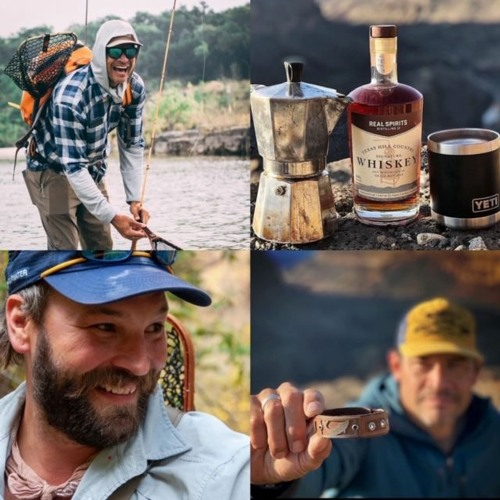 122 Josh Crumpton, #sportingdiversity, Road trip, upland game birds/fly fishing tour