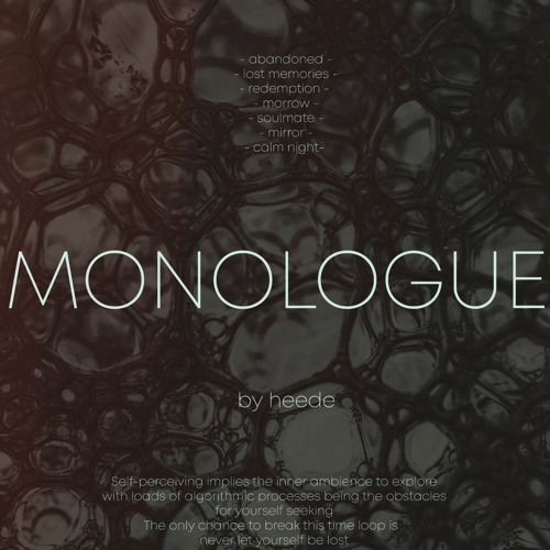 Download heede - Monologue mp3