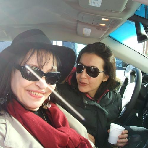 Anna Karina et Hejer Charf Radio Melbourne 2009