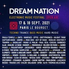 I-Core - Contest Dream Nation Festival 2021 - Hard Stage