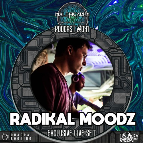 Exclusive Podcast #041   with RADIKAL MOODZ (Looney Moon Records)