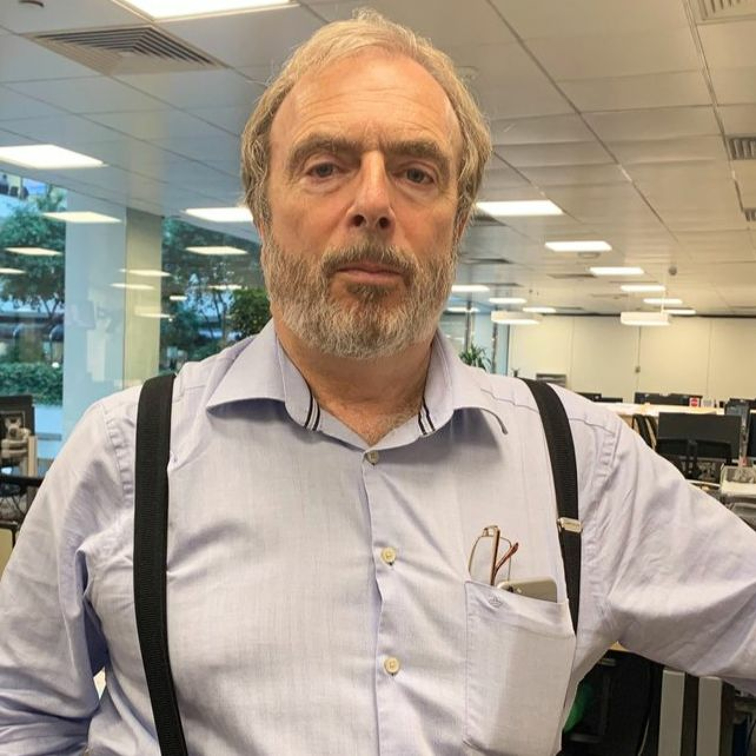 Peter Hitchens On His Experiences Living In The Soviet Union & Marxist Ideology In Britain
