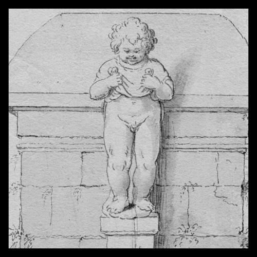 Manneken-Pis # 3 - Le petit Duc