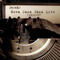 Nova Casa Jazz Live on Dogglounge - 3 June 2021