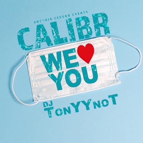 DjTonYYnoT Calibr-  WeLoveYouMIX