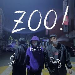 1. Once Upon A Time - ZOO ( SunPig x Van D x ㅁㅈ ) Prod. Homage Beats