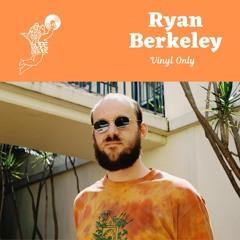 Love Above Mix 003: Ryan Berkeley