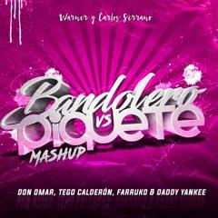 Bandolero VS Piquete (Mashup) Don Omar, Tego Calderon, Daddy Yankee & Farruko