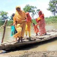 একটি সেতুর অপেক্ষায় দিনাজপুরের ১০ গ্রামের মানুষ | Jagonews24.com