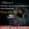 Mama Who Bore Me ('spring Awakening' Piano Accompaniment) [Professional Karaoke Backing Track]