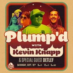 Detlef live on Plump'd   Dirtybird Live