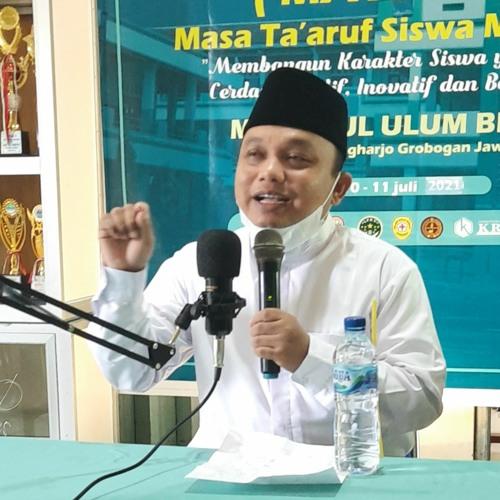 KH M. Shofy Al Mubarok - Kunci Tholabul Ilmi