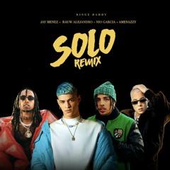 Solo Remix — Jay Menez, Rauw Alejandro, Nio Garcia, Amenazzy