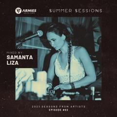 7 Armies Sessions / Episode #82 mixed by Samanta Liza