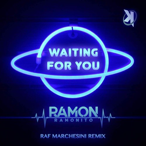 RAMON RAMONITO - Waiting For You  (RAF MARCHESINI Remix) PROMO CUT