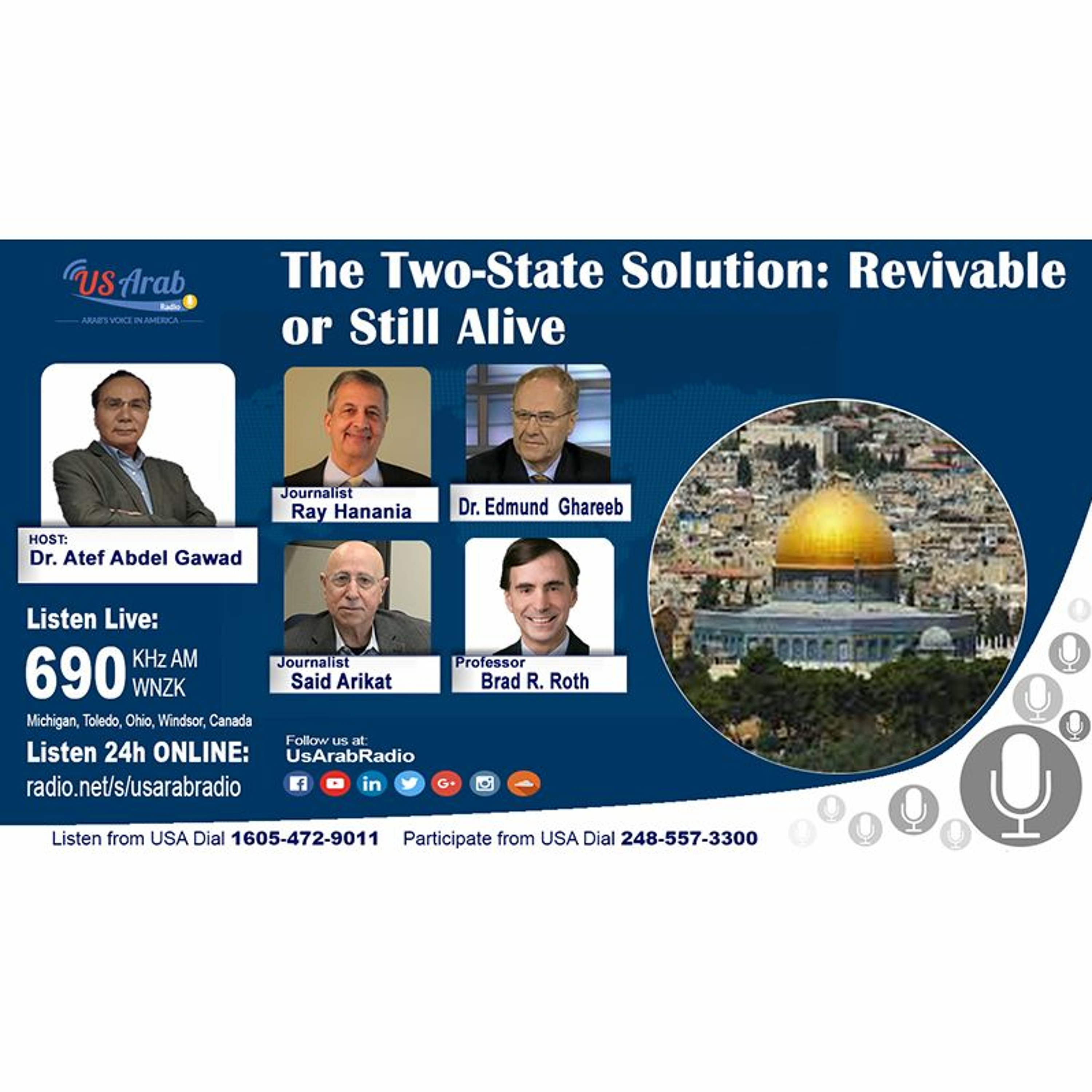 The Two-State Solution: Revivable or Still Alive