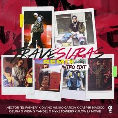 Nio García x Casper Magico - Travesuras (Remix) ('Noche De Travesuras' Arzonists Intro Edit)
