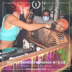 Maya Birthday Bonanza Set - 7/8/21