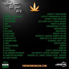 GOLDFINGAZ  & DJ EDDIE Z Smoke Good Eat Good Vol 2