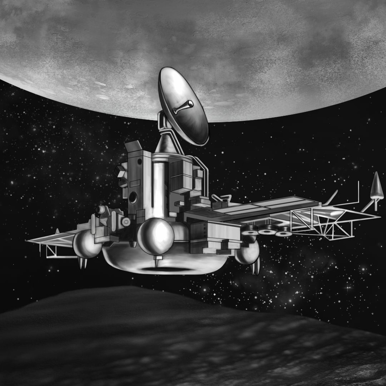 S03E40 - The Strange Fate of Phobos II