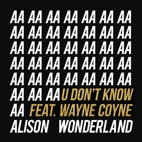 U Don't Know (Slander Remix) [feat. Wayne Coyne]
