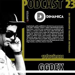 GGDEX DINAMICA PODCAST 23
