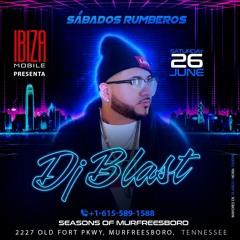 DJ Blast Live At Ibiza Mobile (Nashville, TN) - DJ Blast