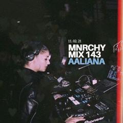 Mix 143 - Aaliana