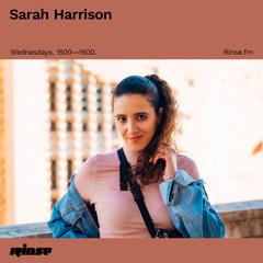 Sarah Harrison - 07 July 2021